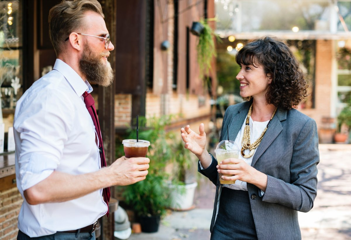 How To Keep A Conversation Going Even If You HateSmalltalk